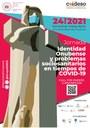 Jornada Identidad Onubense y problemas sociosanitarios en tiempos de COVID-19