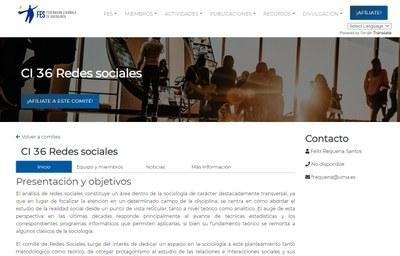 CI Redes Sociales (CI36)