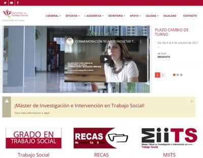 Facultad de Trabajo Social (Huelva)