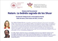 Estreno del Documental Natem. La bebida sagrada de los Shuar